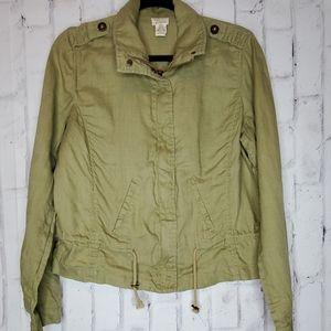 Andrea Jovine Linen Jacket